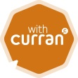 With Curran Logo